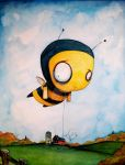 Willy: the giant Bee by UMINGA