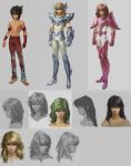 saint seiya by rogner5th