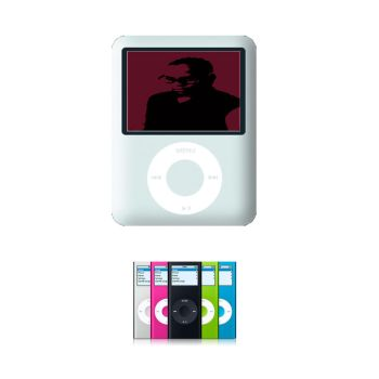 Ipod Rendering Photoshop by Vester01