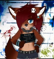 [AT] .:: WANTED ::. by LexiCakes