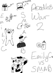 Doodle Wars 2 by SMAB007