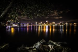 Southbank Riverwalk by DGPhotographyjax