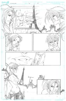 Witchblade 134 Page 15 by Patrick-Hennings