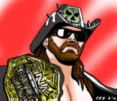 Cowboy James Storm by MST3Claye