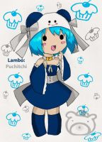PUCHI, The Tamagotchi by ToxiicPandawolf