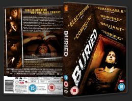 Buried 2010 Custom DVD by FlashFormula