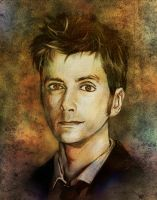 DOCTOR WHO 10th by Iscarlot1895