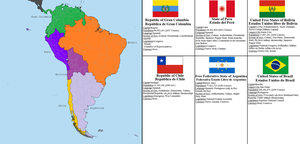 Southamerica by tylero79