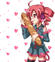 teto....L-loves....BREAD 8D by ETLKeira