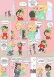 Total Drama Kids Comic pag 38 by Kikaigaku