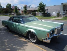 1969 Lincoln Continental Mark III (II) by Brooklyn47
