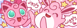 Wiggly banner by SilkenCat