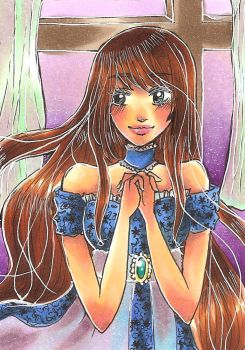 ACEO CARD #067 by olletschka