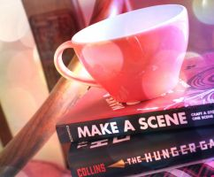 Pink Coffee Cup by pink-coffee-cup