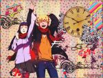 Naruto and Hinata - Forever Together by To-TheStars