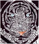 Adeline's Name Tiger by FATRATKING