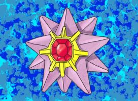Starmie Light by EnchantedWater