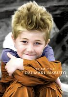 My name is Uzumaki Naruto by tsxworld