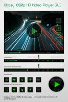 Glossy 1080p HD Video Player by peewee1002