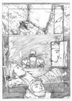 Dream Catcher Page 1 Pencils by biroons