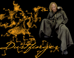 Dustfinger Wallpaper by DisorganizedChaos