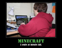 Minecraft by crazyal154