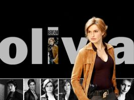 Olivia Benson Wallpaper by geekyspaz