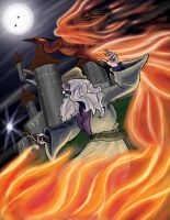 EPIC COLLABORATIONS OF HISTORY - Dumbledore by toasterpip