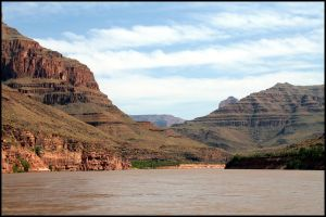 Colorado River Boat Trip by AF--Photography