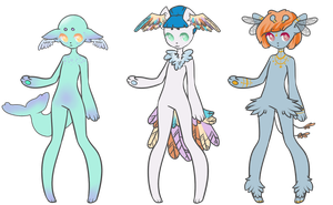 Alatus Adopts --With Icon Extras-- [ONLY 1 LEFT!] by slanderxoxo