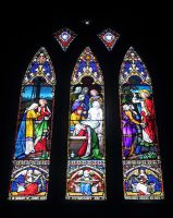 Dunfermline Abbey stained glass #1 by High-Tech-Redneck