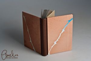 Brown Millimeter Binding by Folksaga