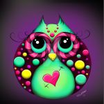 Hooty Love by concettasdesigns