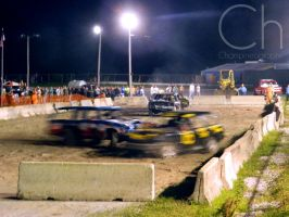 Demolition Derby 7 by Champineography