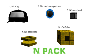 MMD: N Pack DL by Purple-Rage