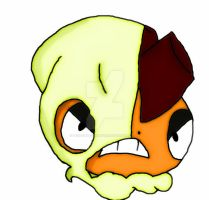 Two Half Of Scrafty  by ResidentEvilhunters