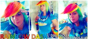 RainbowDash Revamp - Preview by StarScribbles