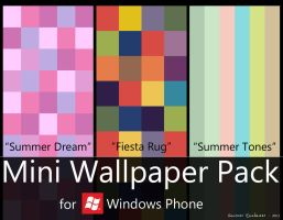 Mini Wallpaper Pack for WP7 by metrovinz