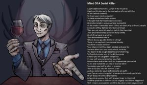Mind Of A Serial Killer by demonrobber