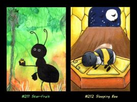 ant and bee by Beast91