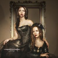 Sisters by vampirekingdom