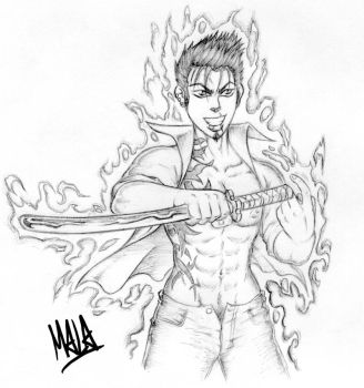 Ares by mala666italy