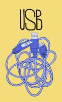 USB by giantflyingTURD