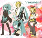 Sweet Sweet Vocaloid by Namagomy