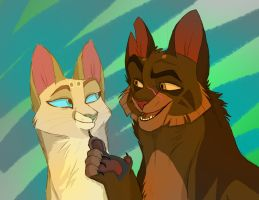 Let Me Get A Look At You... by Graystripe64