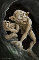 GOLLUM by JaumeCullell