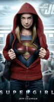 super girl by jeff chapman by MasterRAYs