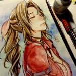 Aerith by saowee