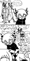 All the nicknames by Migoto-Ookami