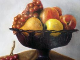 Fruits detail by faxstaff
